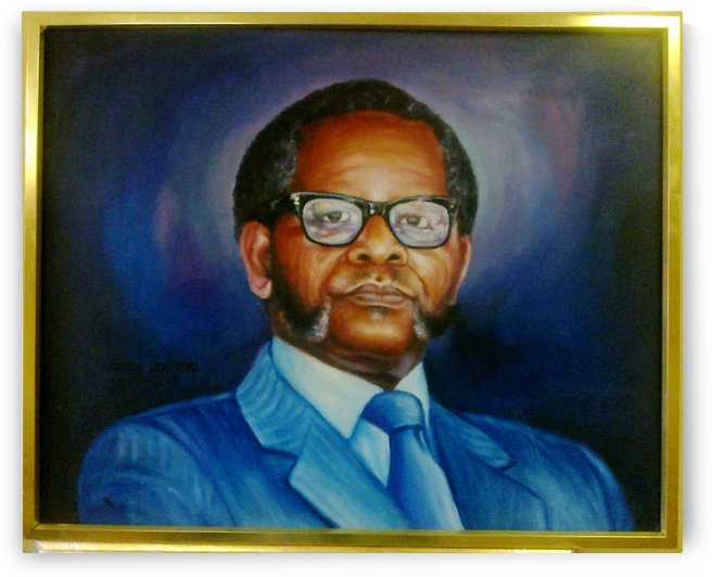 OliverThambo by Dr Stephen Achugwo
