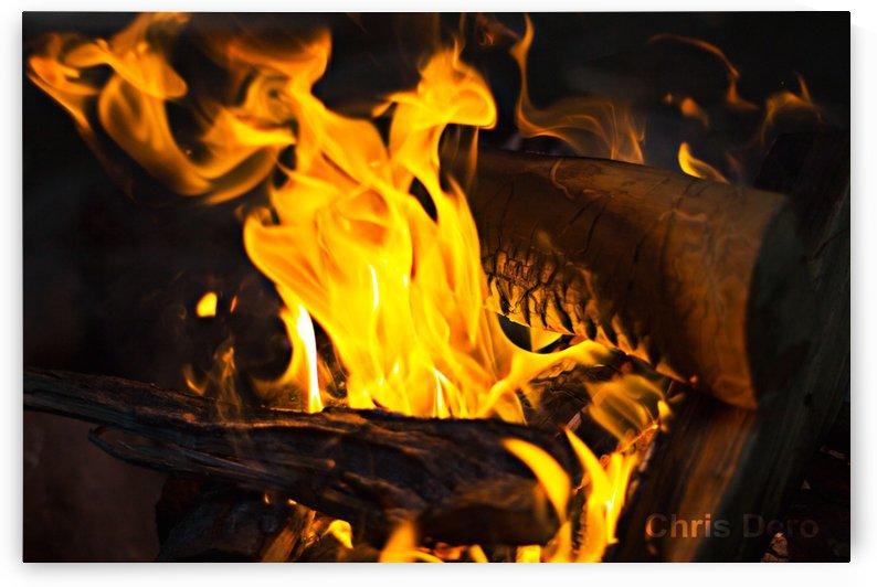 fire by Chris Dero