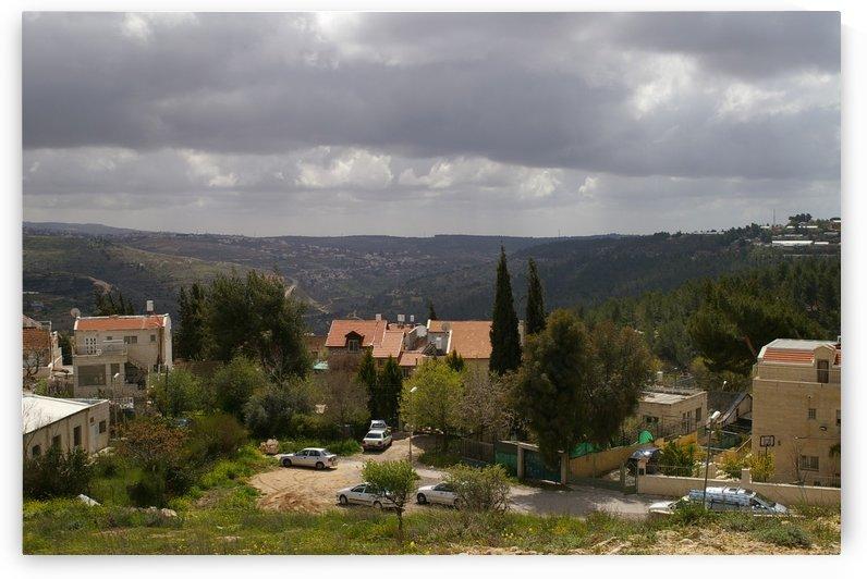 South Jerusalem by AndreiPodelko