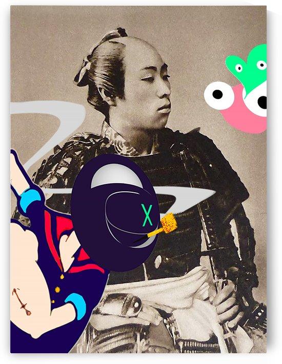Samurai Dreams by GABA