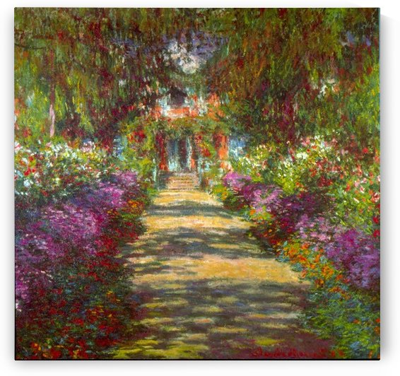 Giverny by Monet by Monet