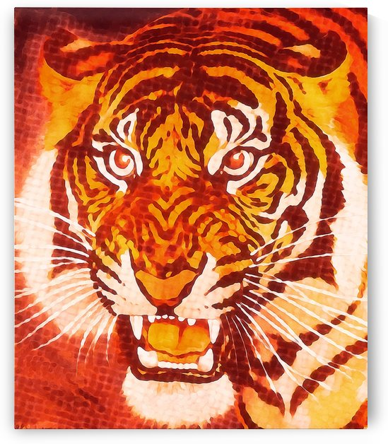 tiger by Row One Brand