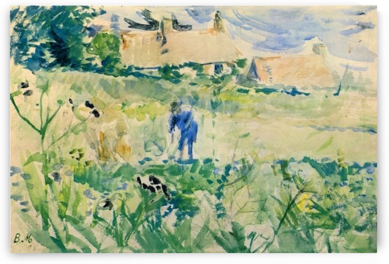Gorey by Morisot by Morisot
