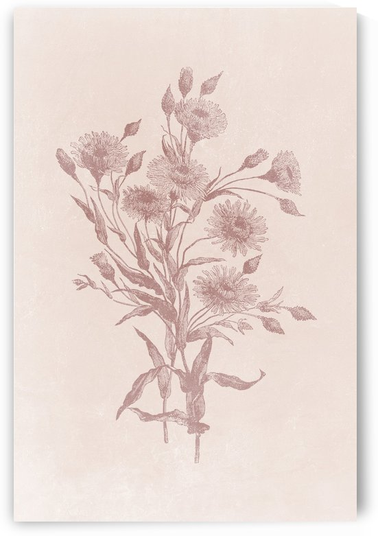 Flower Branch 02 by Apolo Prints