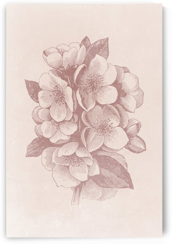 Flower Branch 05 by Apolo Prints
