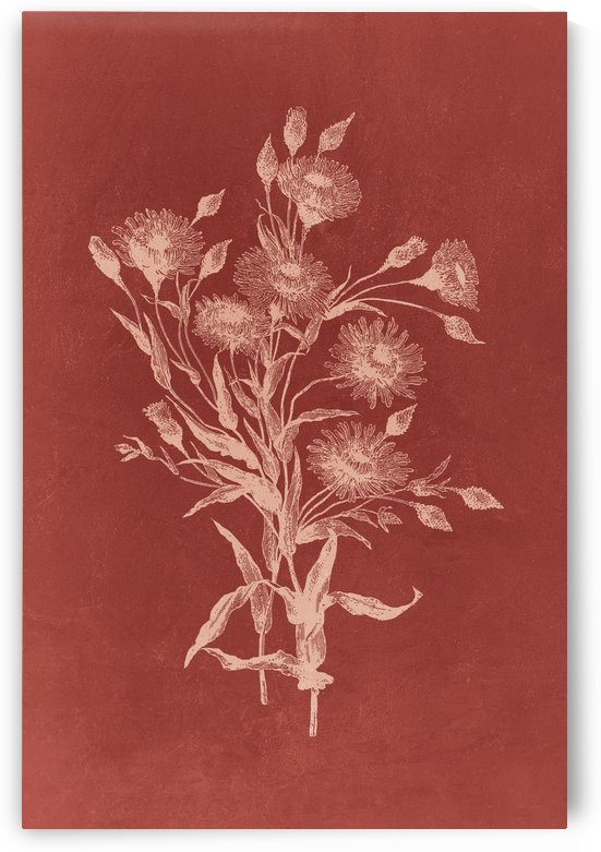 Flower Branch 07 by Apolo Prints