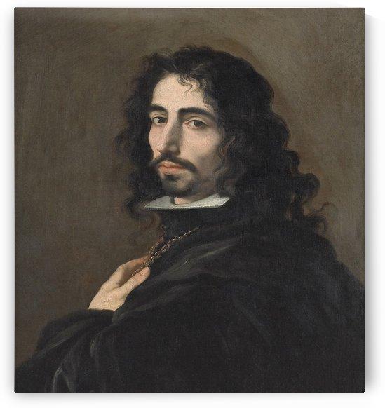Autoritratto by Luca Giordano