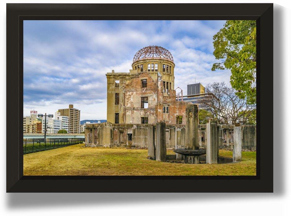 Hiroshima Peace Park Hiroshima Japan by Daniel Ferreia Leites Ciccarino