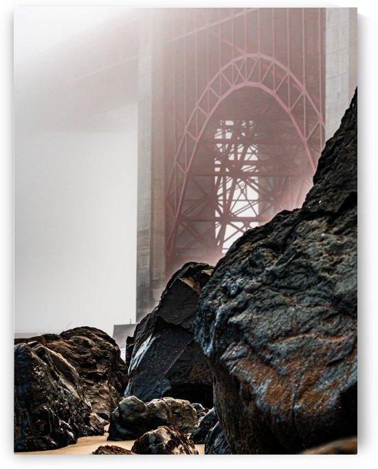 Golden Gate Bridge San Francisco by Raquel Creative