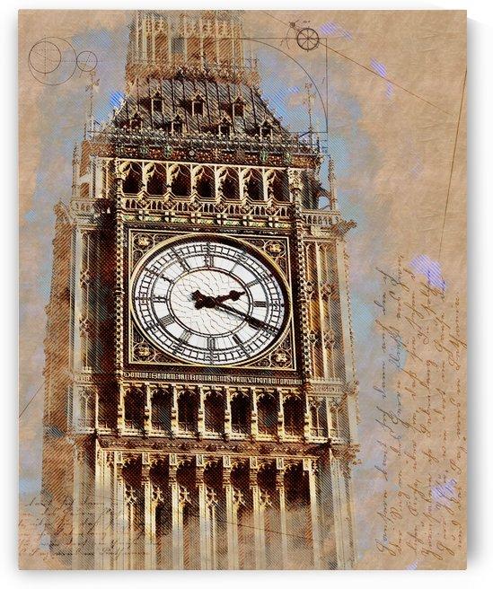 big ben london wes ben big by Shamudy