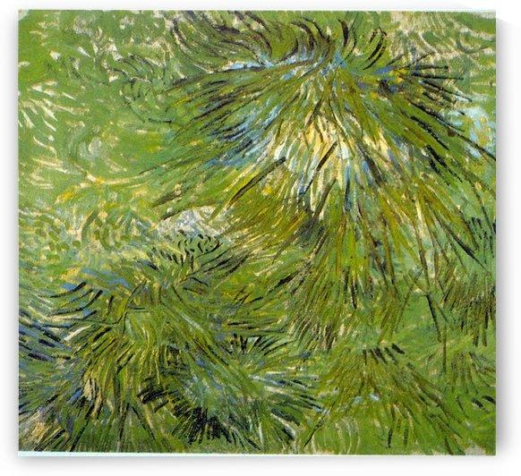 Grass by Van Gogh by Van Gogh