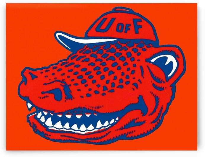Vintage Florida Gators Wall Art Sale by Row One Brand