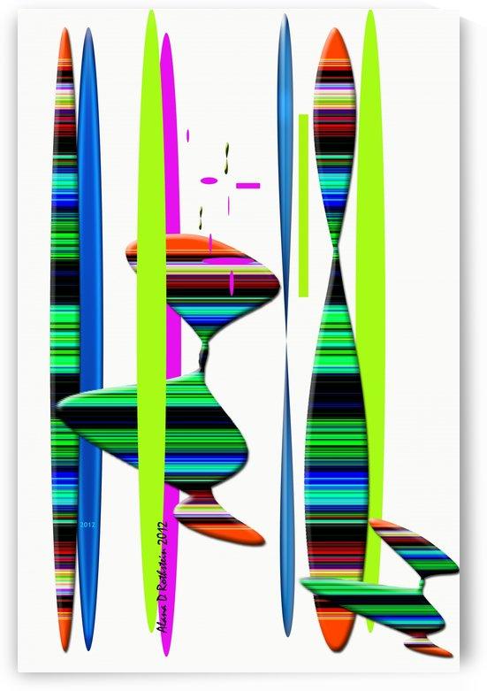 LINEAR 1 by Alana Rothstein