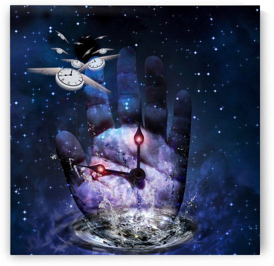 Hand of Time by Bruce Rolff