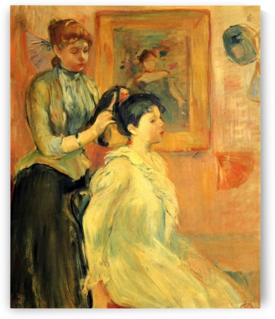 Hairstyle by Morisot by Morisot