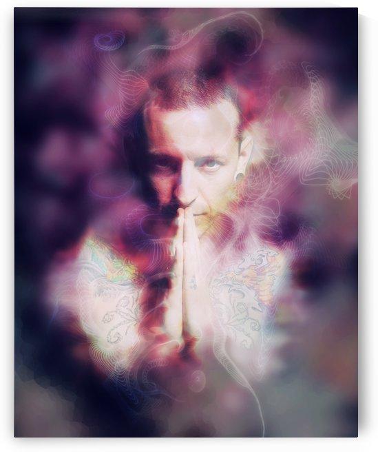 Chester Charles Bennington by ArtDragon