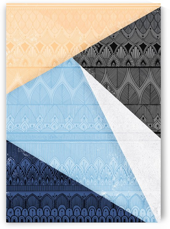 Pattern Color Patch by Neena