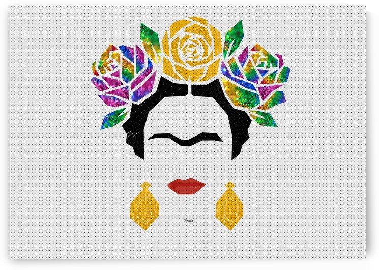Frida Kahlo by zelko radic bfvrp
