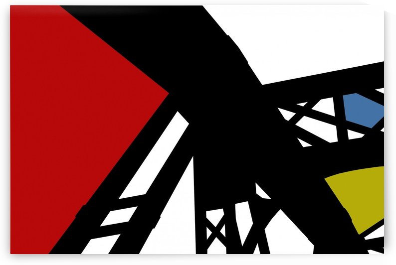 Bridge XIV by Carlos Wood