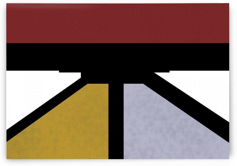 Bridge XV by Carlos Wood