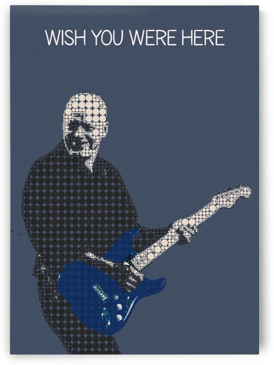 Wish You Were Here   David Gilmour   Pink Floyd by Gunawan Rb