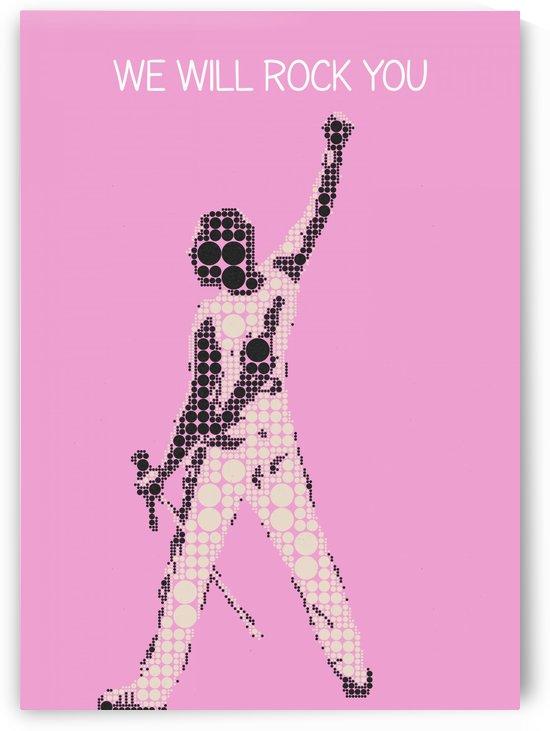 We Will Rock You   Freddie Mercury by Gunawan Rb