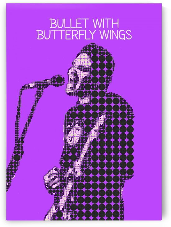 bullet with butterfly wings   billy Corgan by Gunawan Rb