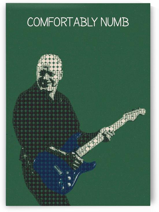 Comfortably numb   David Gilmour   pink floyd by Gunawan Rb
