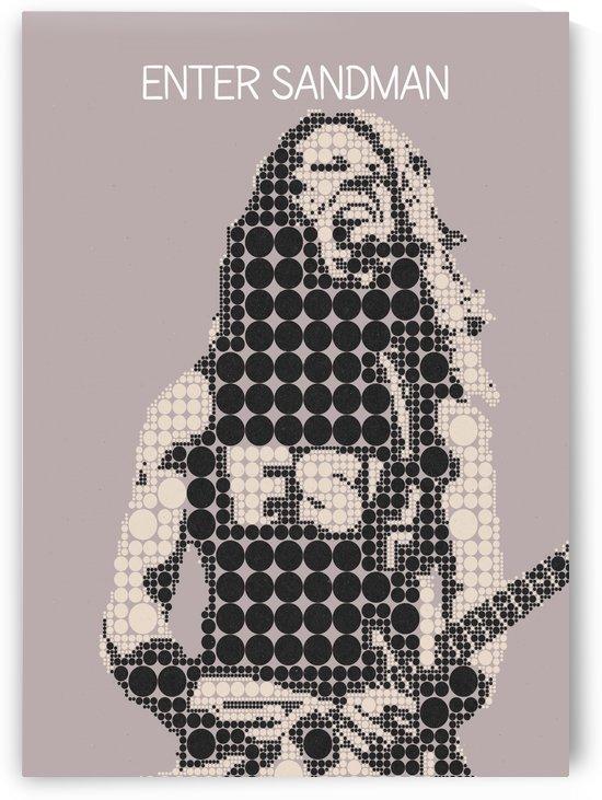 Enter Sandman   James Hetfield by Gunawan Rb