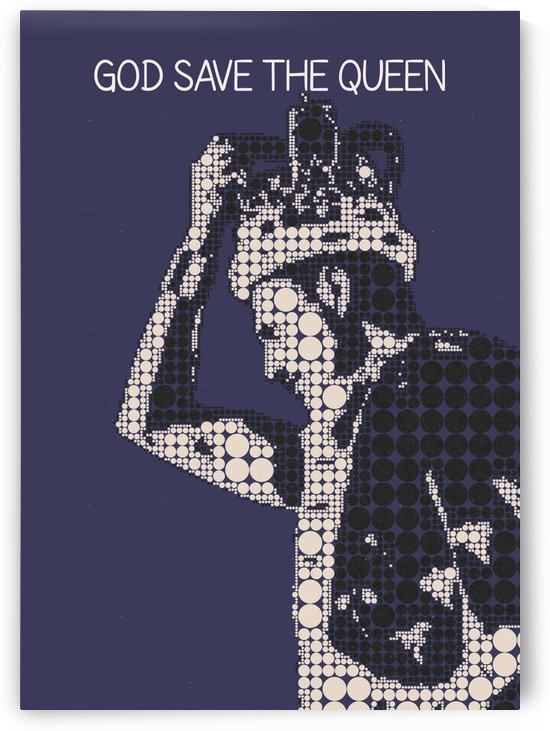 God Save the Queen   Freddie Mercury by Gunawan Rb