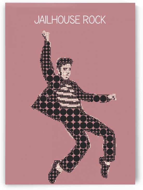 Jailhouse Rock   Elvis Presley by Gunawan Rb