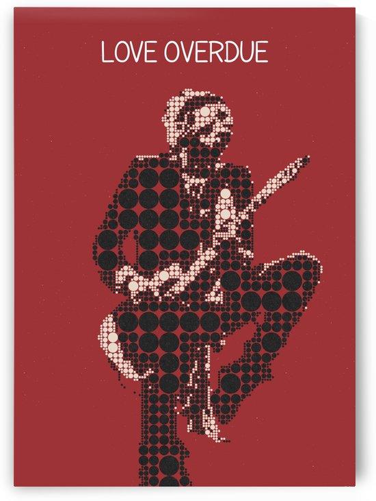 Love Overdue   Keith Richards by Gunawan Rb