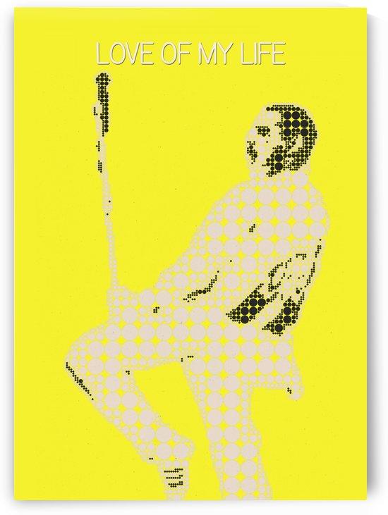 Love of My Life   Freddie Mercury by Gunawan Rb
