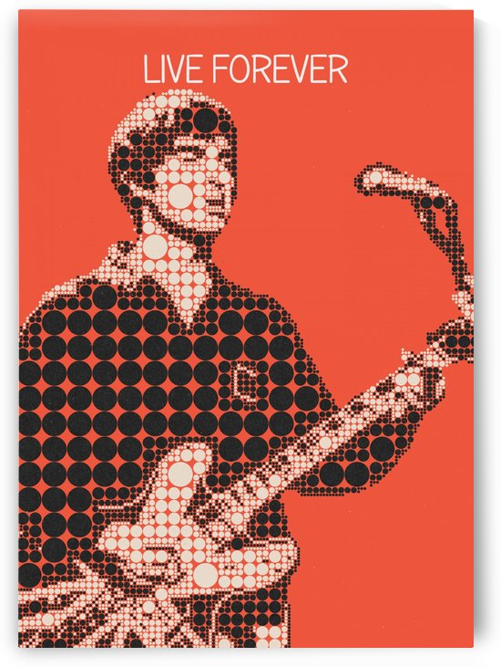 Live Forever   Neol Gallagher by Gunawan Rb