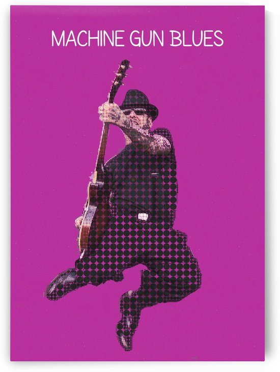 Machine Gun Blues   Mike Ness   Social Distortion by Gunawan Rb