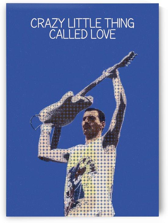 Crazy Little Thing Called Love   Freddie mercury   Queen by Gunawan Rb
