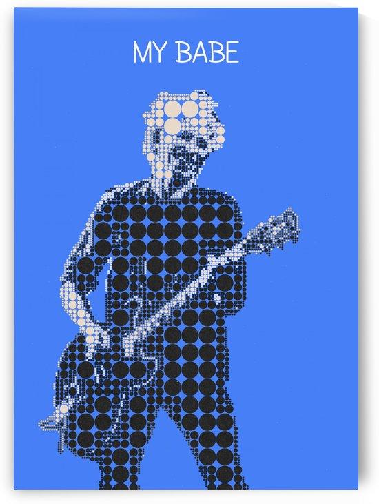 My Babe   Keith Richards by Gunawan Rb