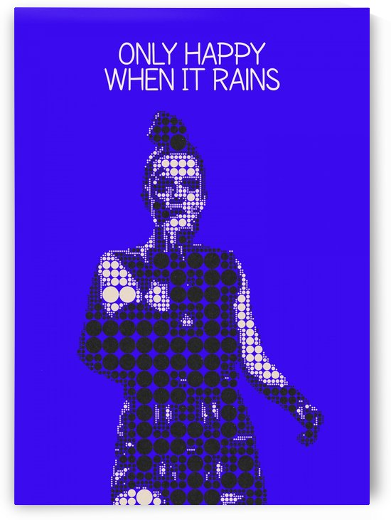 Only Happy When It Rains   Shirley Manson   Garbage by Gunawan Rb