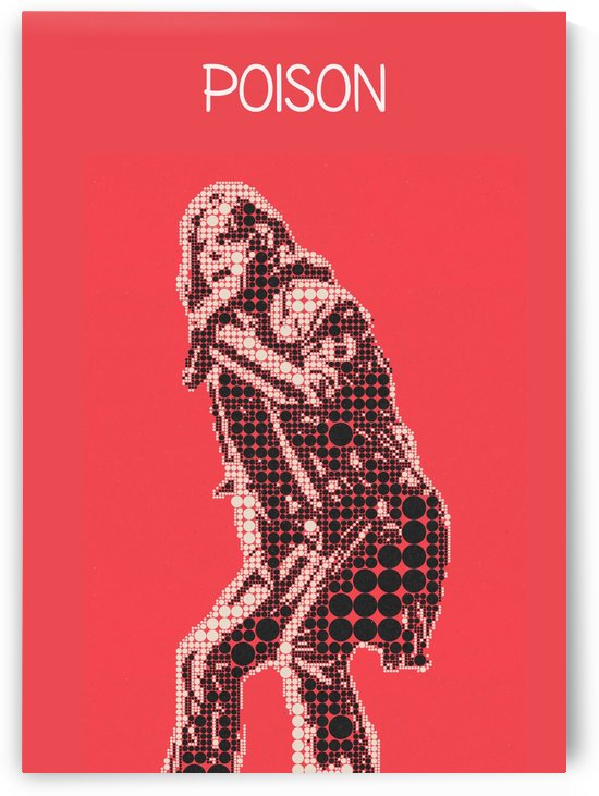Poison   Alice Cooper by Gunawan Rb