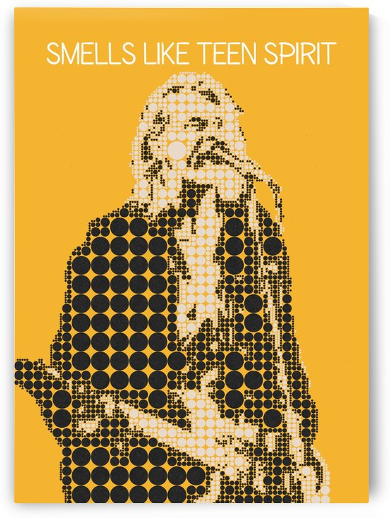 Smells Like Teen Spirit   Kurt Cobain by Gunawan Rb