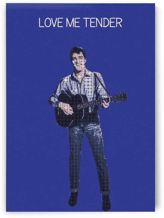 love me tender   Elvis presley by Gunawan Rb