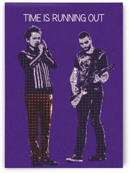 time is running out   Matt Bellamy & Chris Wolstenholme   Muse by Gunawan Rb