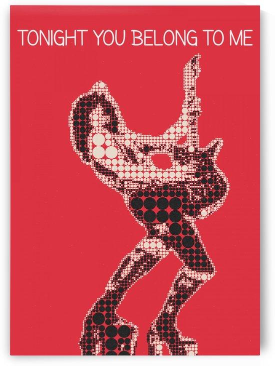 Tonight You Belong To Me   Paul Stanley  by Gunawan Rb