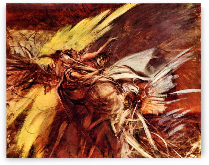 Angel by Giovanni Boldini by Giovanni Boldini