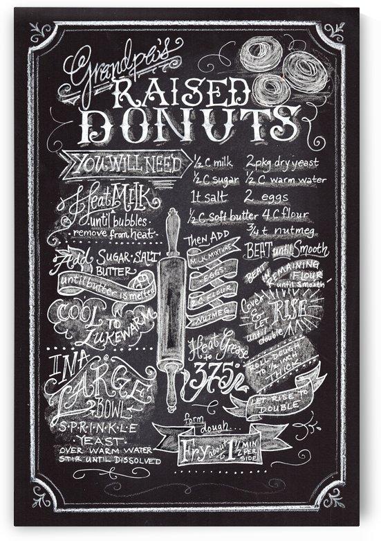 donutprint by Watermelon Stand