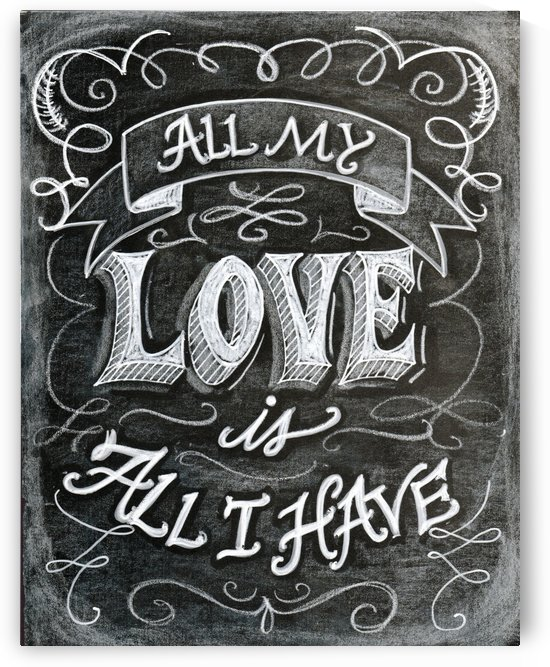 allloveprint by Watermelon Stand