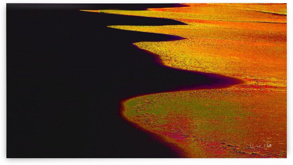 Beach VI by Carlos Wood