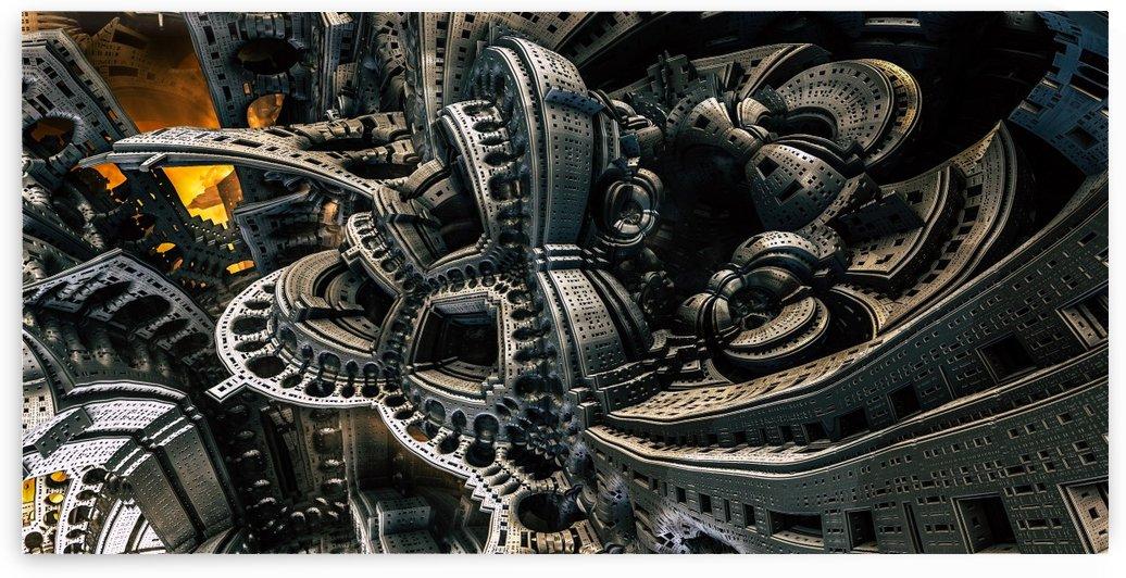 Zetazium by Jean-Francois Dupuis