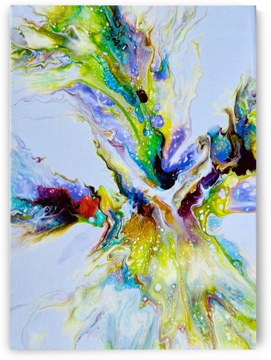 Spring Burst by Mary Lu