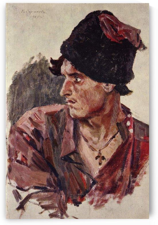 Wassilij Iwanowitsch Surikow by Vasily Surikov